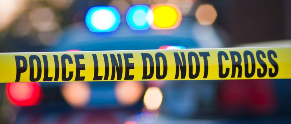 A gunman shot and critically wounded two contract workers at an elementary school in suburban Kansas City on Tuesday, Overland Police public information officer John Lacy told CBS News. (Shutterstock)