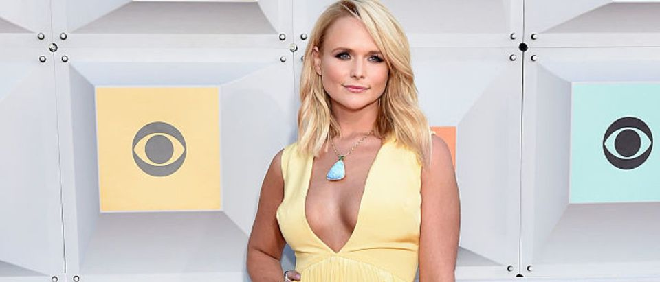 Recording artist Miranda Lambert attends the 51st Academy of Country Music Awards at MGM Grand Garden Arena on April 3, 2016 in Las Vegas, Nevada. (Photo by David Becker/Getty Images)