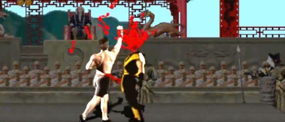 Mortal Kombat video game violence Censord Gaming