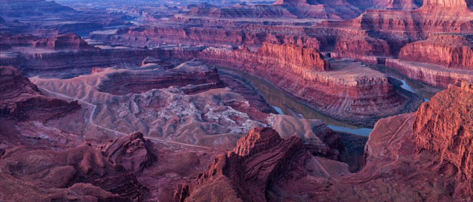 Moab, Utah, is a beautiful town surrounded by breathtaking desert scenery. (Getty Images/ Christopher E. Herbert)