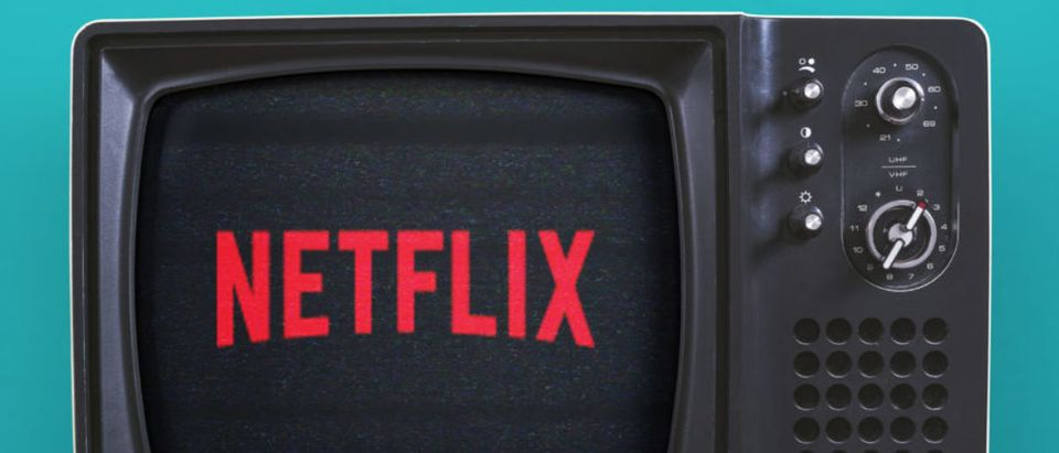 The popular online streaming site Netflix is planning to include family and faith-based shows in their future programming in an effort to widen their viewing reach. (Shutterstock)