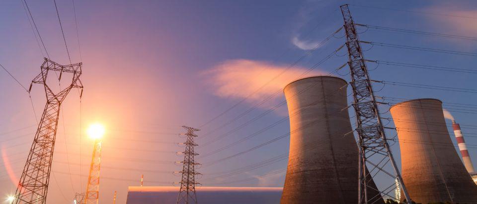 New England Power. Shutterstock