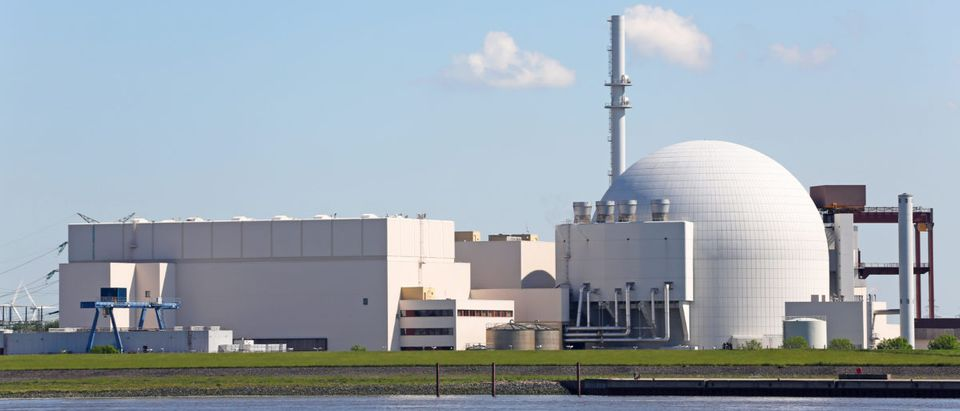 Nuclear Plant. Shutterstock Photo