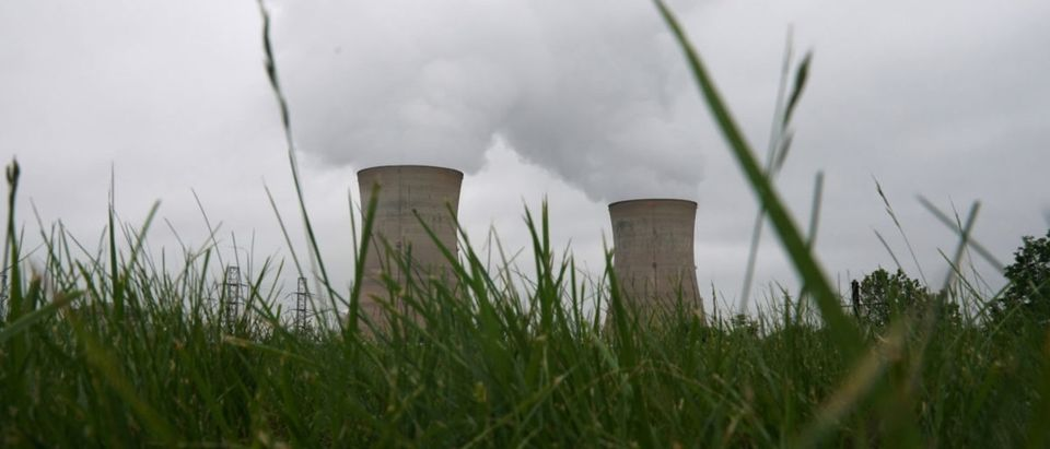 The Three Mile Island Nuclear power plant is pictured in Dauphin County