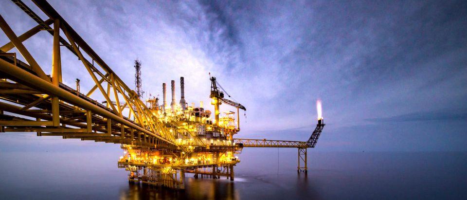 Offshore Drilling. Shutterstock