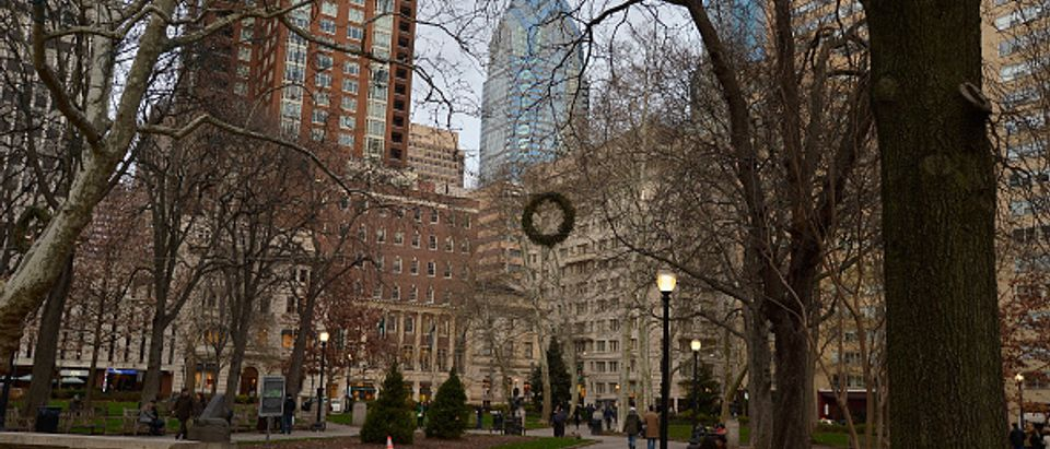 Philadelphia Exteriors And Landmarks