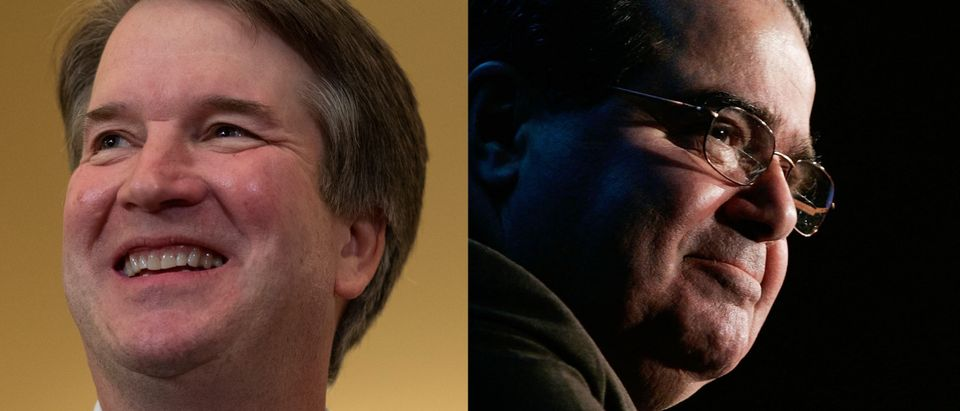 """Why """"in the mold of Scalia"""" may not be enough (Getty Images Alex Edelman and Alex Wong)"""