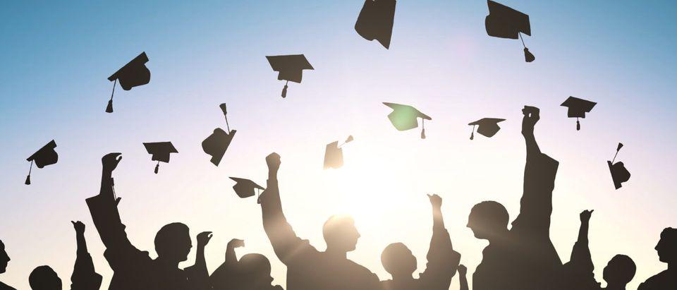 School Graduation (Shutterstock/Syda Productions)