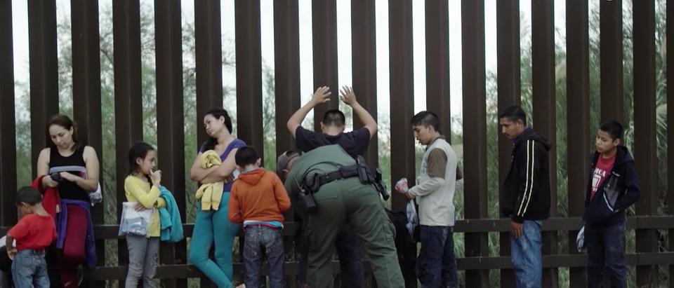 Immigration Border Patrol Vice- HBO Video Screen Shot