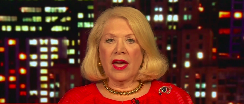 "Jill Wine-Banks appears on ""All in with Chris Hayes"" (PHOTO: Screenshot/MSNBC)"
