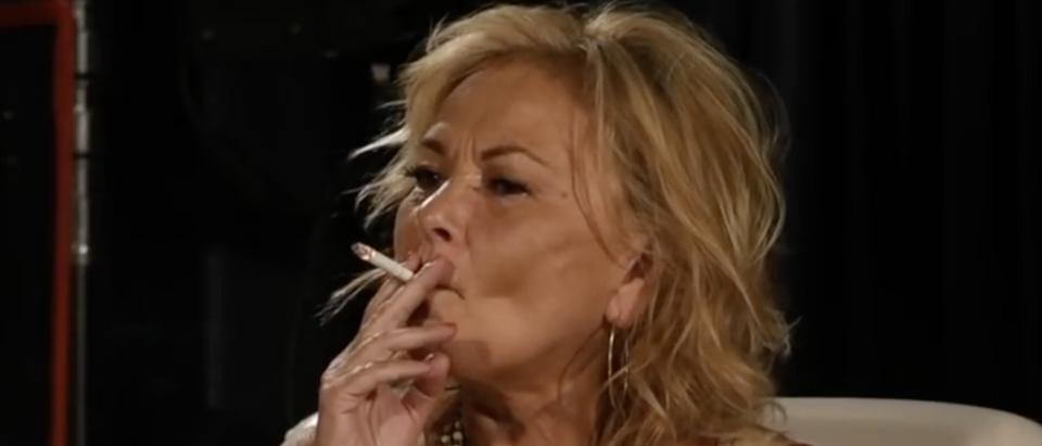 Roseanne goes after Jarrett again (Roseanne Youtube screenshot)