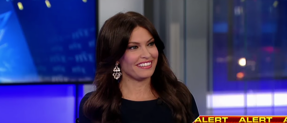 Fox News anchor Kimberly Guilfoyle will reportedly be leaving the network after over a decade of working there. Screen Shot:Kimberly Guilfoyle:Youtube