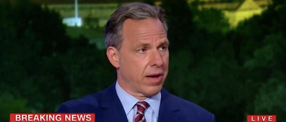 Tapper calls Trump's SCOTUS Pick 'A Political Operative' (CNN:Screenshot)