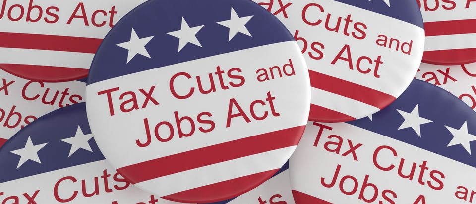Tax Cuts And Jobs