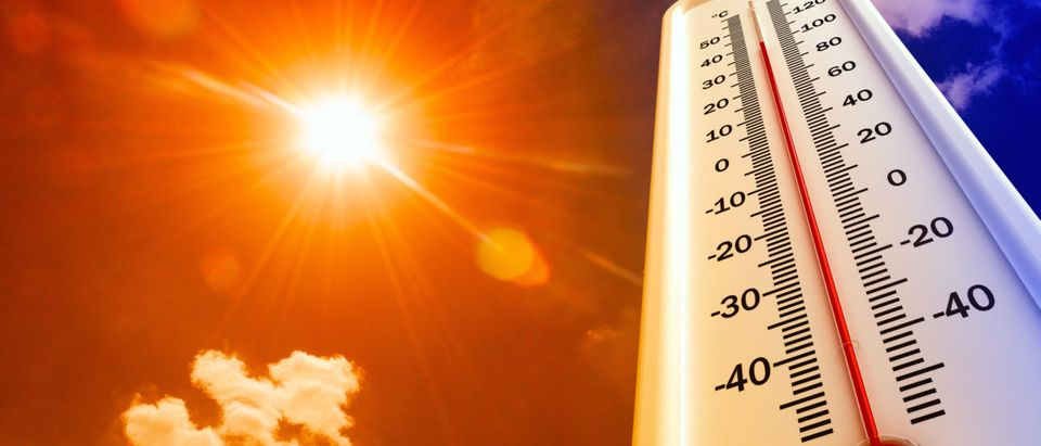 U.K. meteorologists won't be declaring a June 28 temperature reading as the hottest recorded in Scotland since the early 20th century after discovering a car parked near the weather station may have contaminated the data. (Photo: VladisChern/Shutterstock)