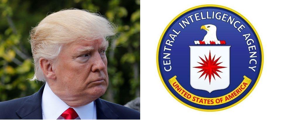 Trump CIA Reuters Jonathan Ernst Shutterstock cubart