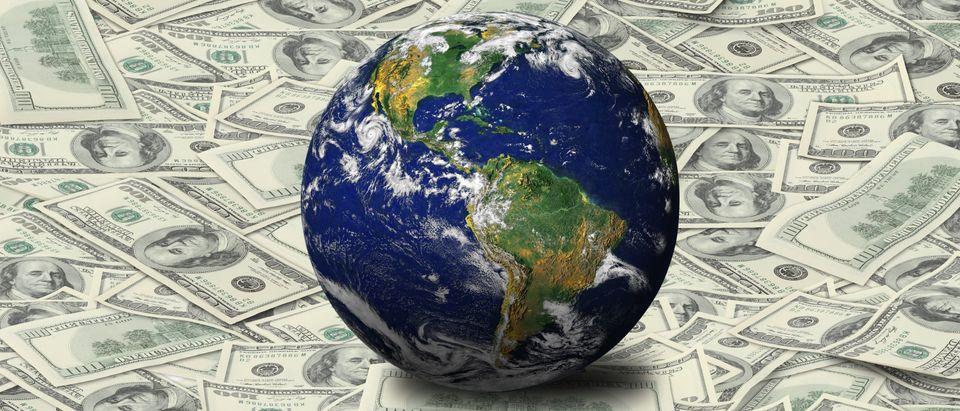 Trump's Free Market Saves World