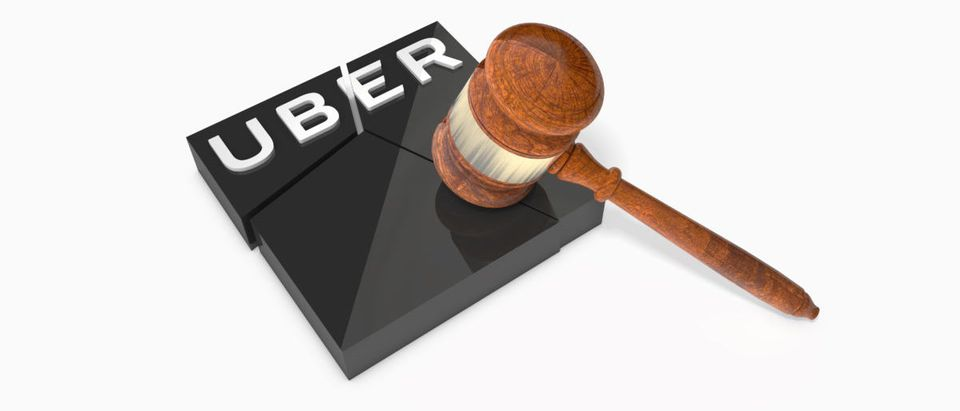 The FTC will be rewarding Uber drivers after the company had to pay a $20 million fine. Image: Shutterstock.com
