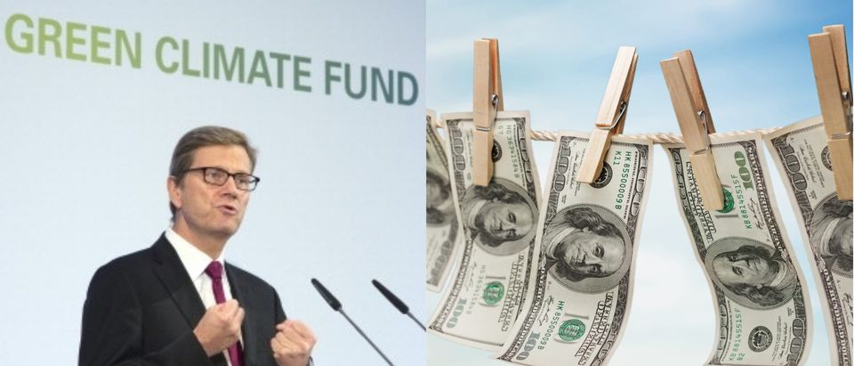 Green Climate Fund clean money, Shutterstock and Getty/ By Billion Photos and