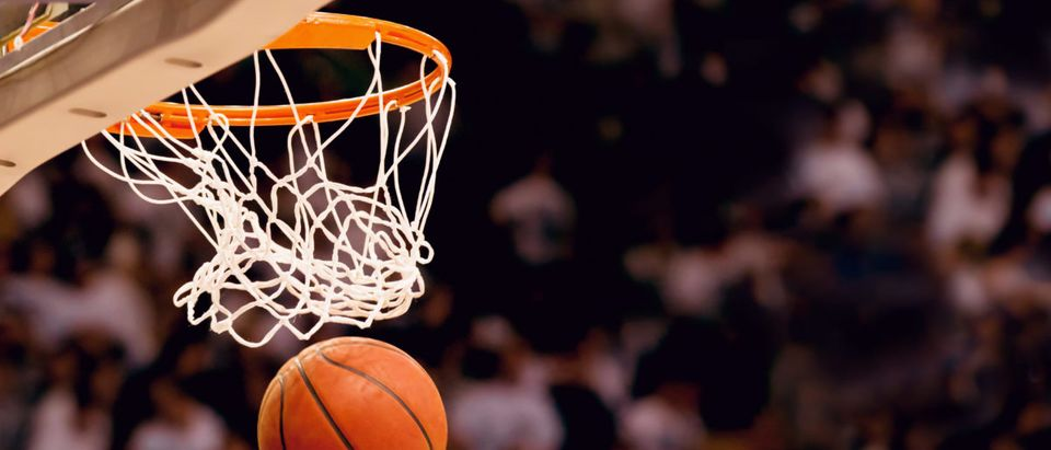 Photo Credit: Shuttershock (Brocreative). Title: Scoring the winning points at a basketball game. Photo ID: 173318291
