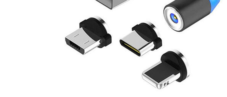 Normally $20, this charging cable is 35 percent off
