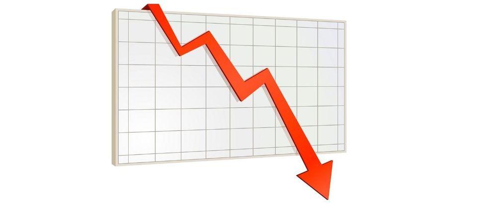 down graph Shutterstock Velli Sky