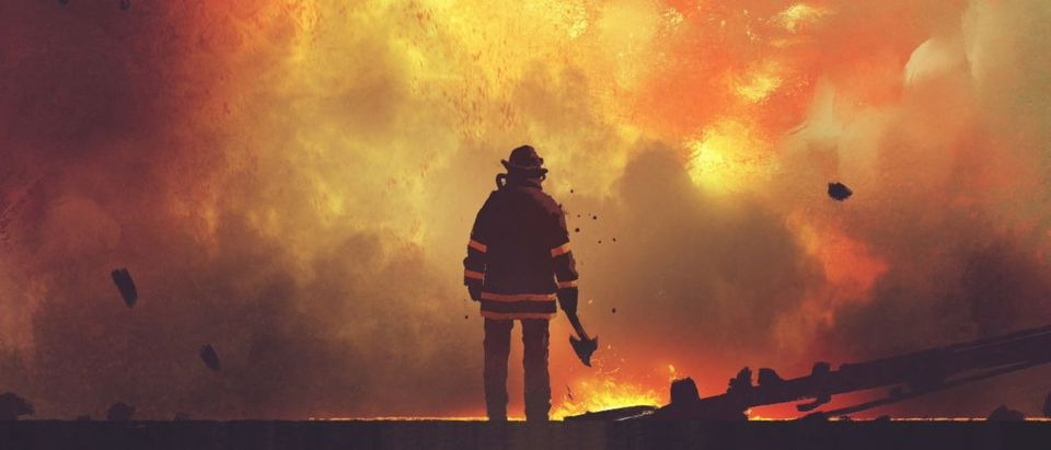 firefighter Shutterstock Tithi Luadthong