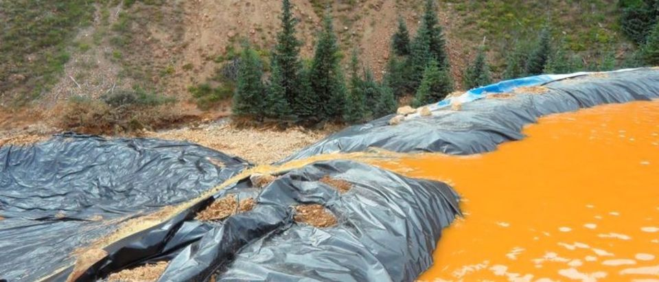 Gold King Mine Spill