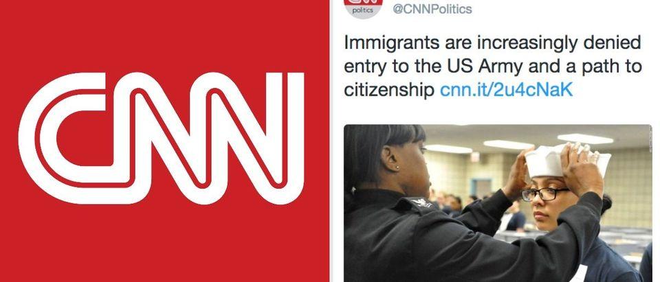 Screenshot/CNN/Twitter