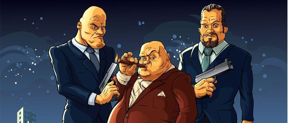 mafia Shutterstock/Den Zorin