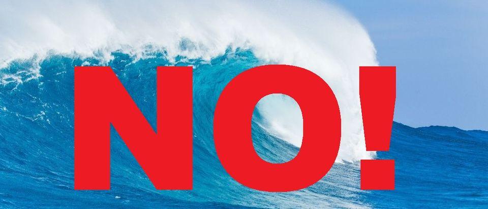 no blue wave Shutterstock EpicStockMedia