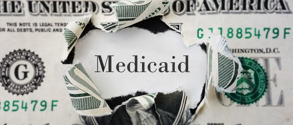 The Centers For Medicare and Medicaid Services released a proposed rule Tuesday that banned payments to third parties for health care, instead requiring that Medicaid directly pays the providers. (Zimmytws/Shutterstock)