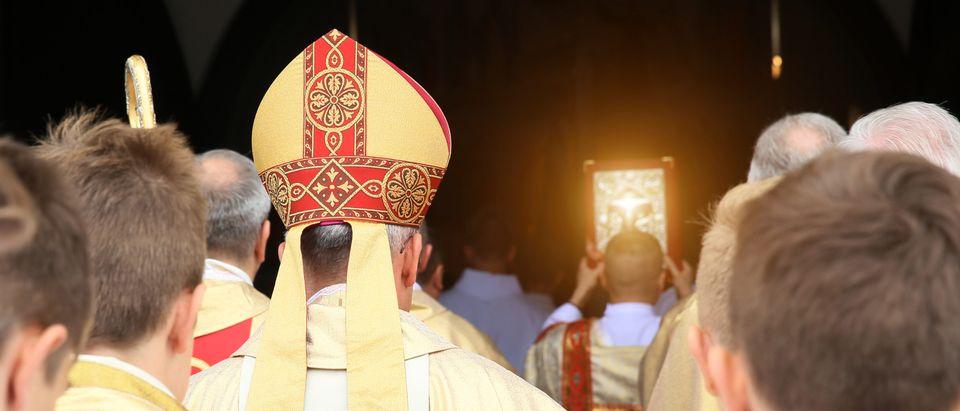 Bishop's hat