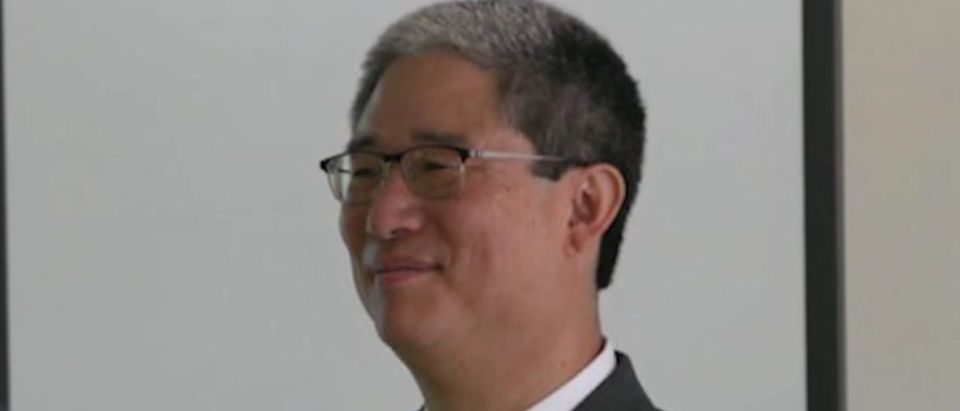 DOJ Official Bruce Ohr (YouTube screen capture)