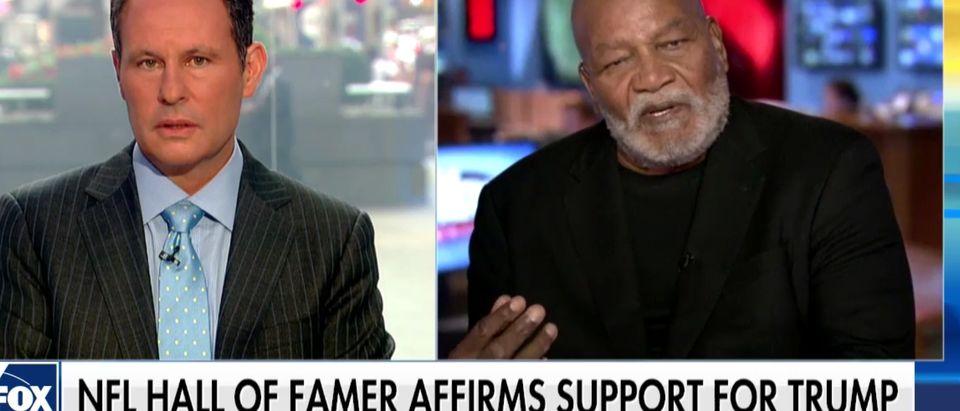 Jim Brown on Fox & Friends