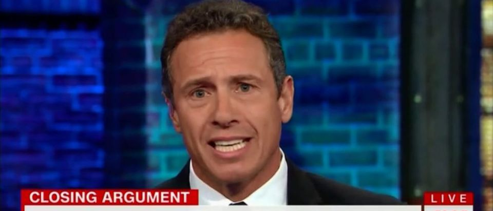 CNN's Chris Cuomo Tries To Justify Antifa's Violent Tactics 'Are They Equally Wrong' - Prime Time 8-14-18