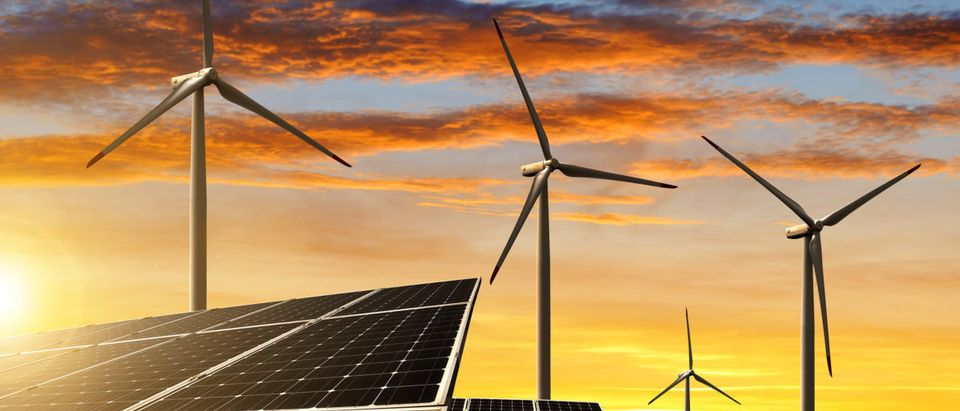 California Renewables. Shutterstock