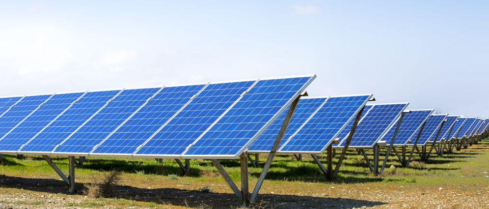 California Solar Panels. Shutterstocj