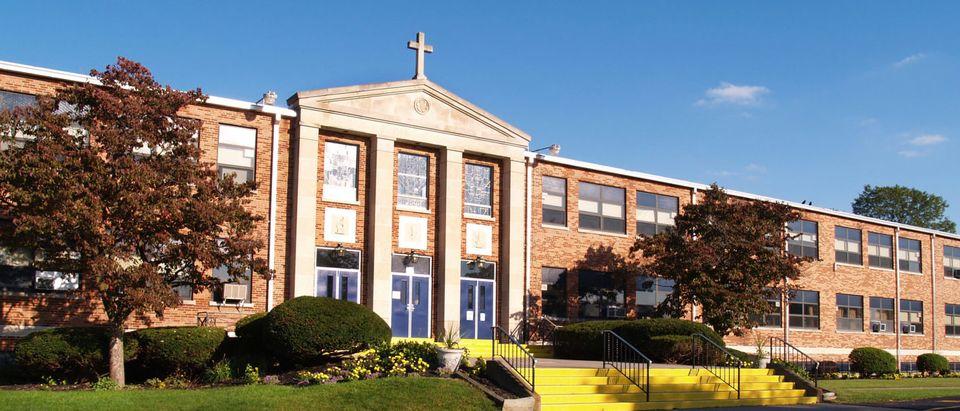 Catholic High School (Shutterstock/ Cynthia Farmer)