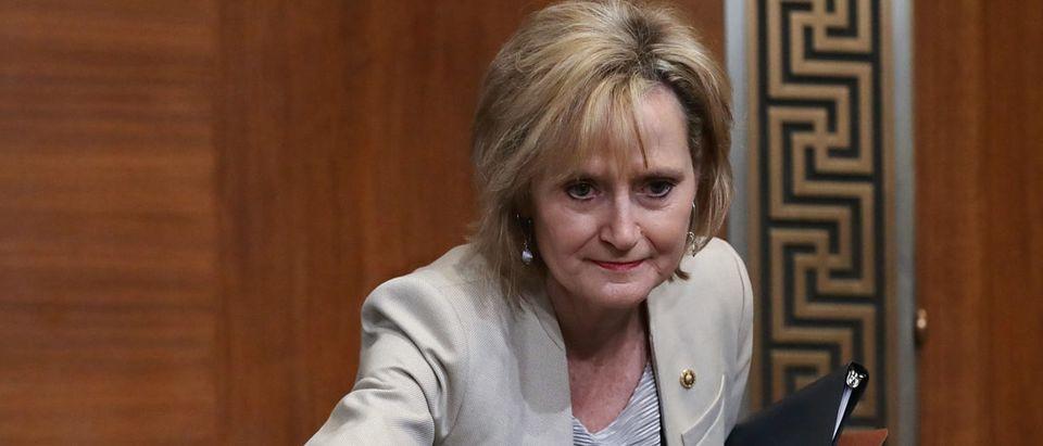 Interior Secretary Ryan Zinke Testifies To Senate Committee On Interior Dept's Budget