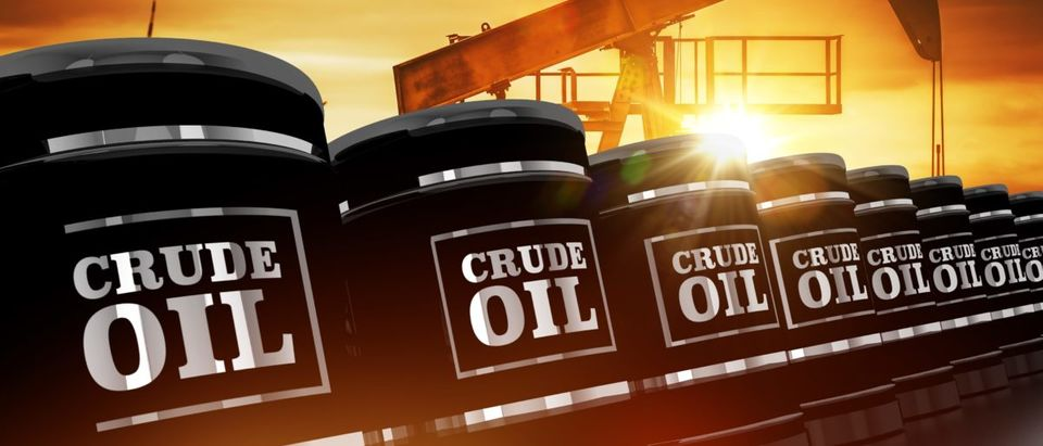 Pictured are barrels of crude oil. (Welcomia/Shutterstock)