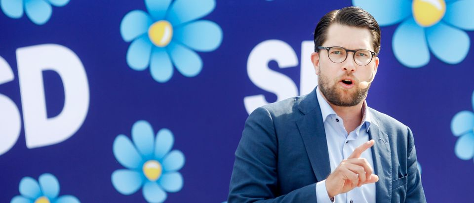 SWEDEN-POLITICS-VOTE