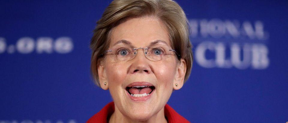 Sen. Elizabeth Warren Delivers Policy Speech On Ending Corruption In DC, And Outlining New Anti-Corruption Legislation