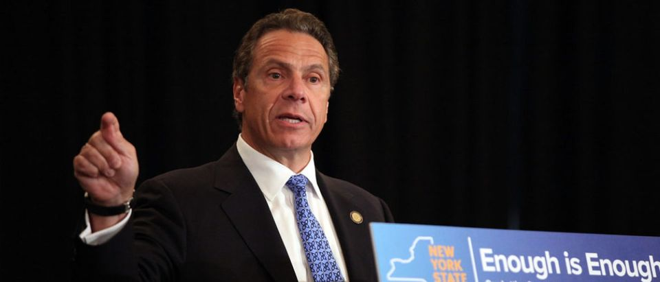 Governor Cuomo Signs Legislation To Combat Sexual Assault On College Campuses
