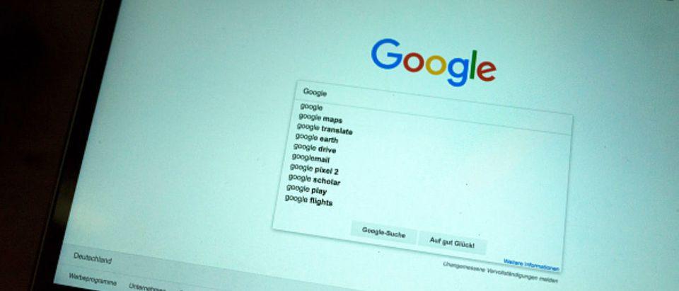 Google-Search-screenshot