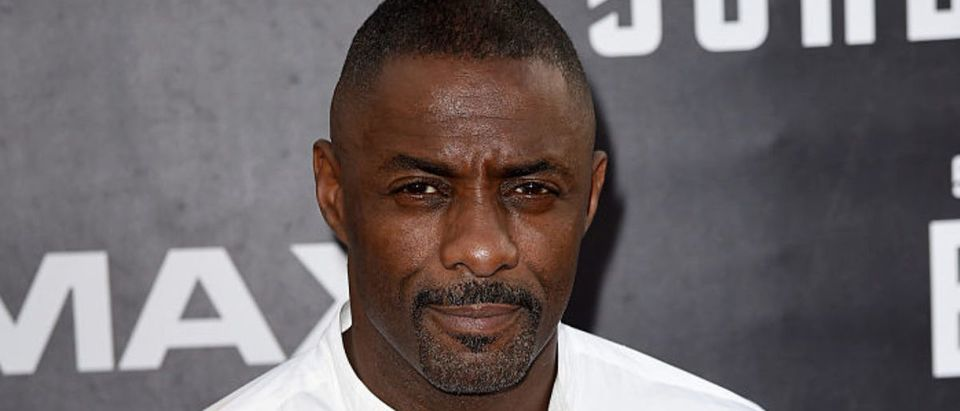 SAN DIEGO, CA - JULY 20: Actor Idris Elba attends the premiere of Paramount Pictures' 'Star Trek Beyond' at Embarcadero Marina Park South on July 20, 2016 in San Diego, California. (Photo by Kevin Winter/Getty Images)
