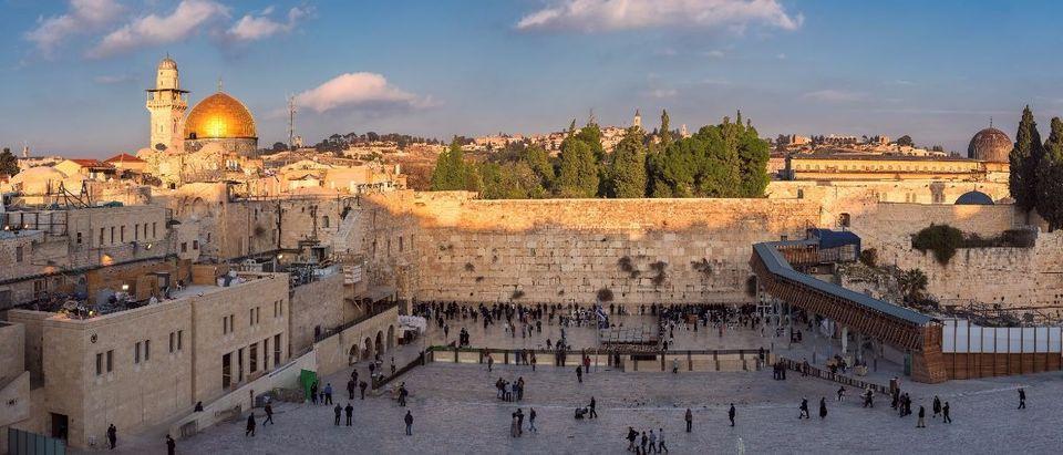 Jerusalem Shutterstock Lucky-photographer