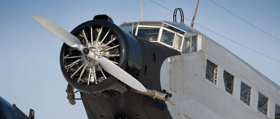 Passengers in a Junker Ju-52 plane died after crashing into a Switzerland mountain.