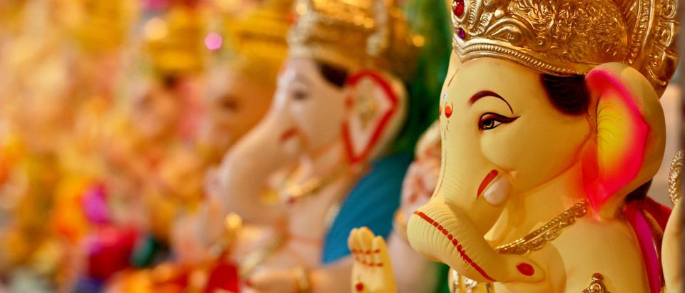 Lord Ganesha (Shutterstock/ NIKS ADS)
