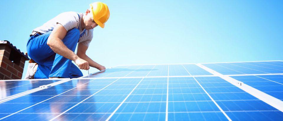 Maine Solar subsidies. Shutterstock